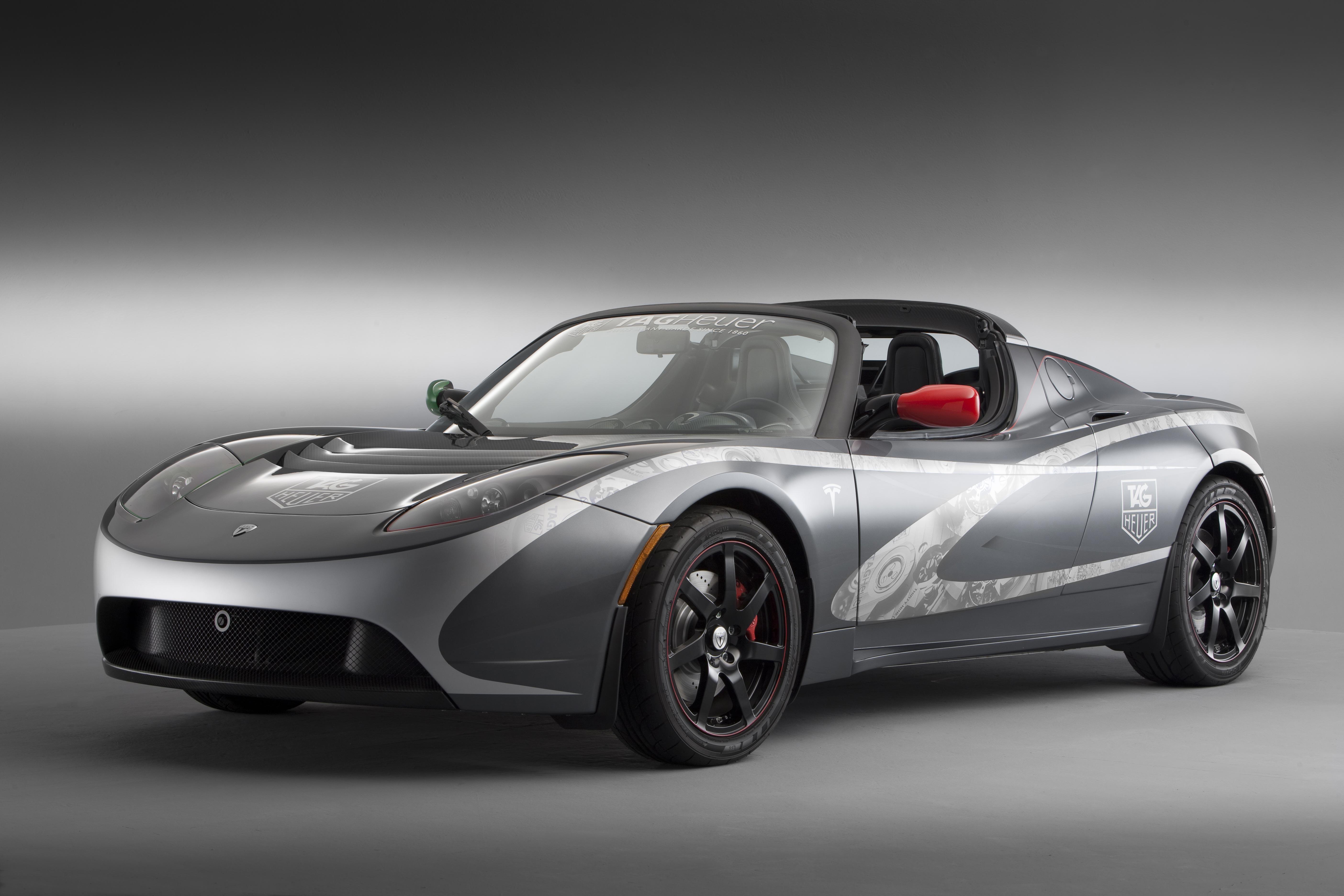 Image Search Tesla Roadster