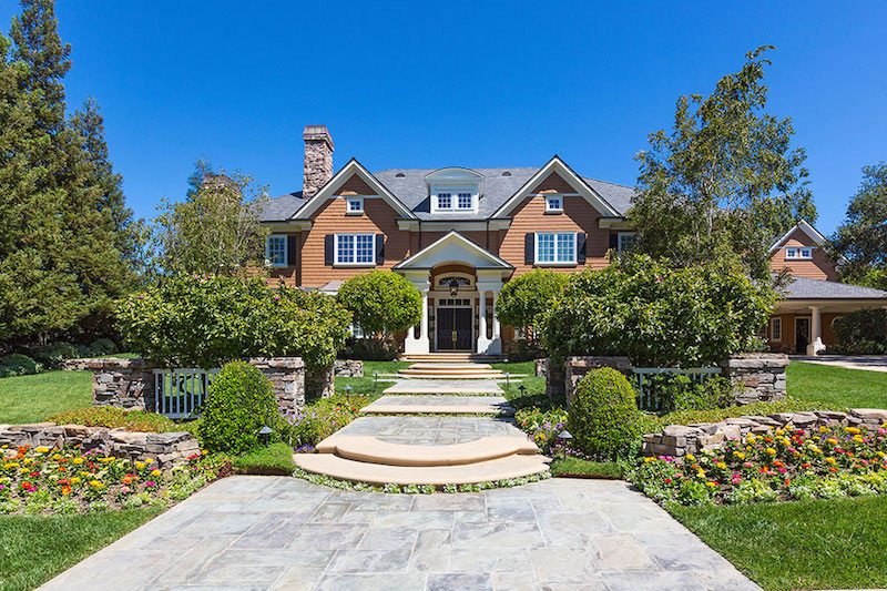 Sherwood Country Club Estate on Sale for $10,5 Million - eXtravaganzi